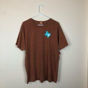 NWT University of Texas Longhorns Short Sleeve Tee